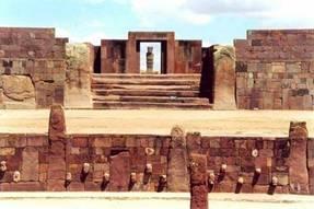 Tiahuanco Ruins
