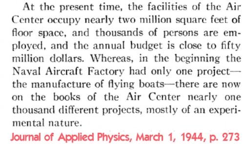 Naval Air Material Center