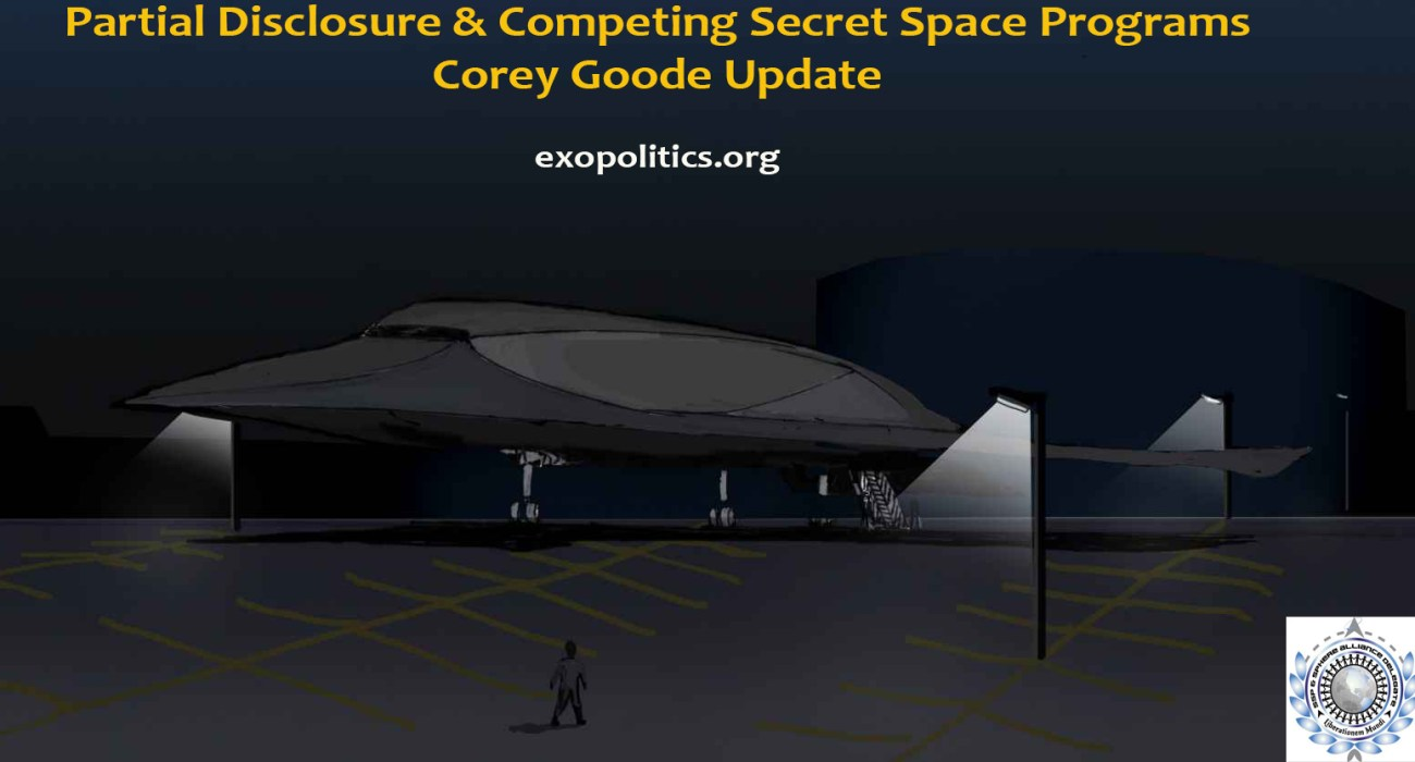Partial Disclosure and Competing Secret Space Programs ...