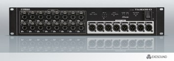 Yamaha Tio1608-D Dante Equipped Rack