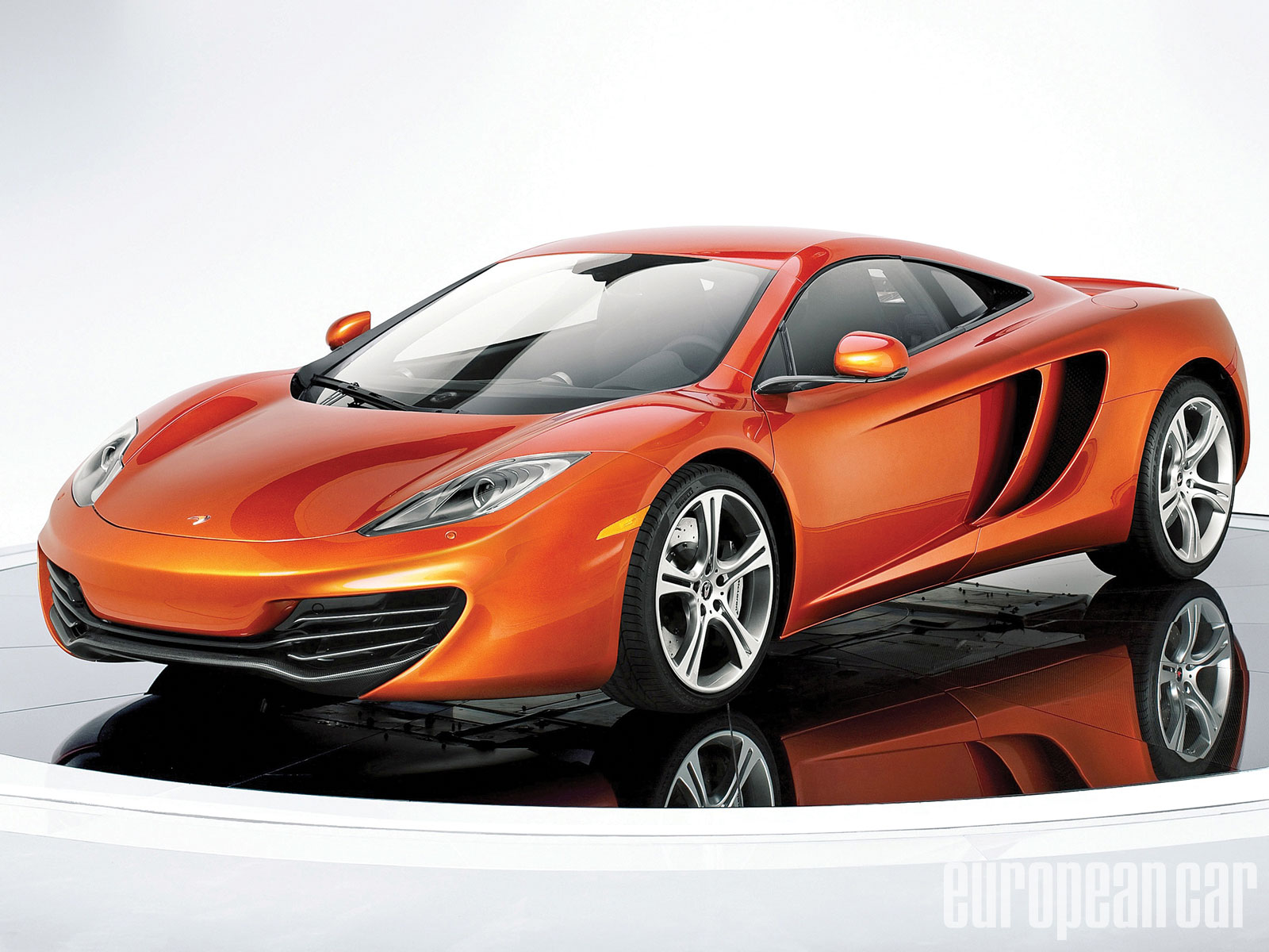 McLaren MP4 12C Your source for exotic car information