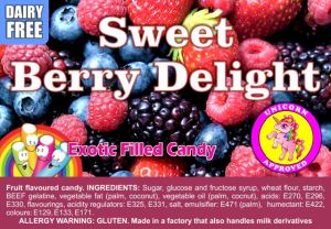 Sweet Berry Delight
