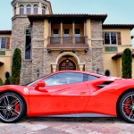2017 Ferrari 488 Gtb Only 1 050 Miles Sold Exotic Car Search