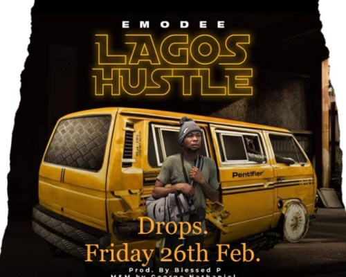 Emodee Lagos Hustle mp3 download