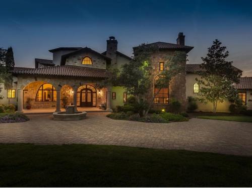 Estate Of The Day: $3.7 Million Mediterranean Mansion In