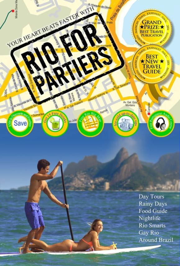 Cover - Rio For Partiers