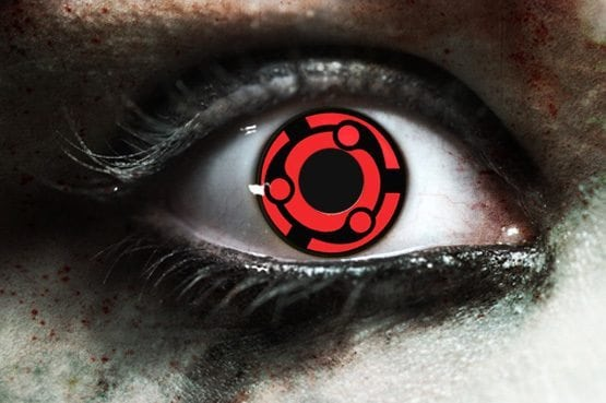 Madara Gothika Contact Lenses