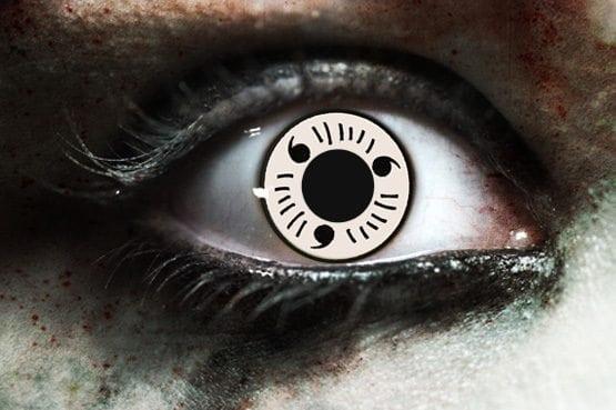 K Hatake Gothika Contact Lenses