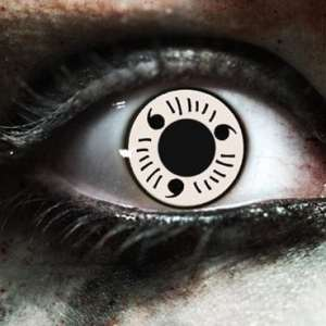 K Hatake Gothika Contact Lenses