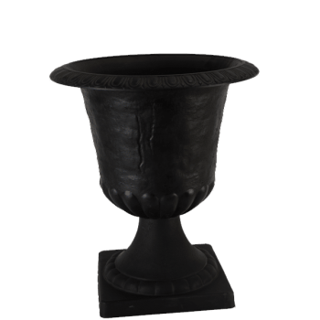 green Ship Stand Plant Pot