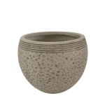 Fiber clay Planter Pot