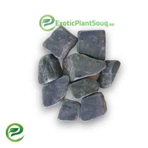 Pebbles Stones Jet Black