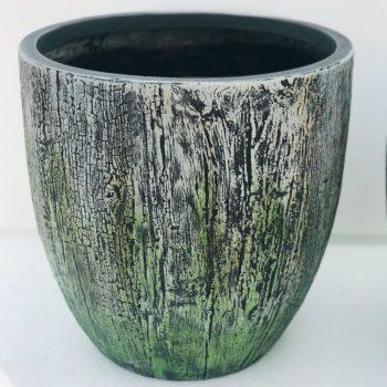 Fiber Clay Plant Pots