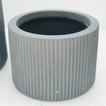 FIber Clay Plants pot