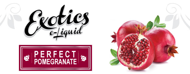 Perfect Pomegranate e-Liquid