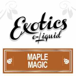 Maple Magic e-Liquid