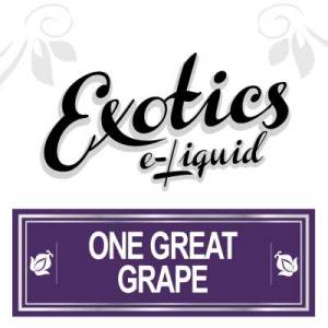 One Great Grape e-Liquid