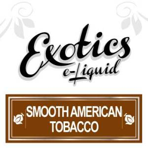 Smooth American Tobacco e-Liquid
