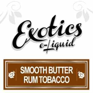 Smooth Butter Rum Tobacco e-Liquid