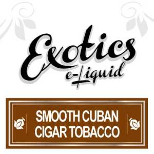 Cuban Cigar Tobacco e-Liquid
