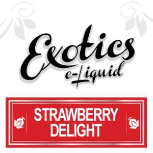 Strawberry Delight e-Liquid
