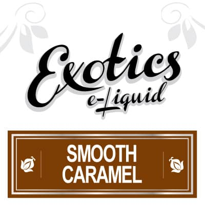 Smooth Caramel e-Liquid