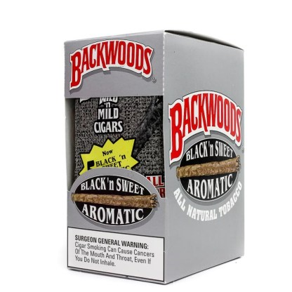 Backwoods Black 'N Sweet Aromatic