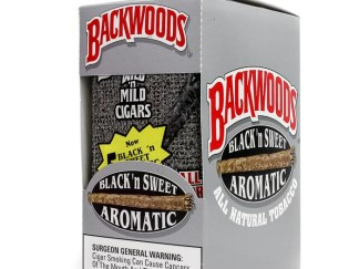 Backwoods Black 'N Sweet Aromatic