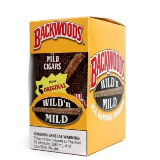 Buy Backwoods Wild 'N Mild online
