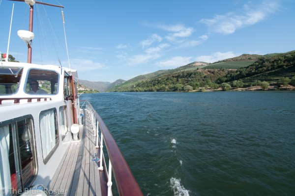 douro wine tasting on cruise