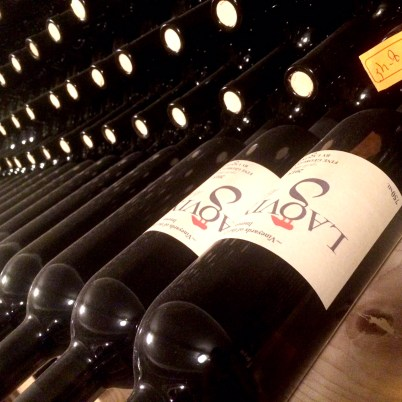 Lagvinari Wine Bottles