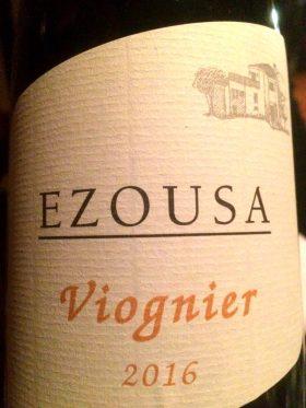 Ezousa Viognier