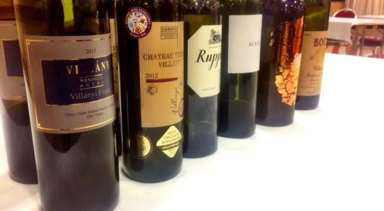 Hungarian Wine Villanyi Franc