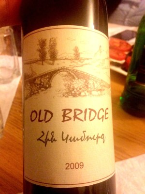 Old Bridge Wine