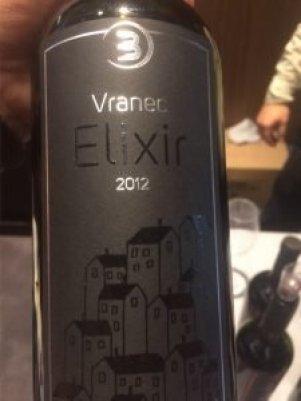 Brzanov Vranec Elixir