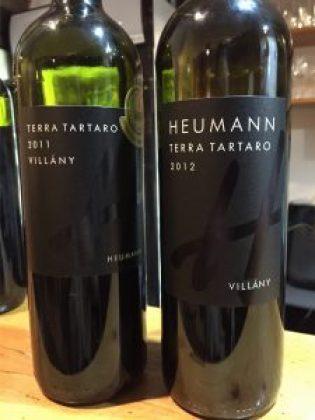 Heumann Terra Tartaro villány wine