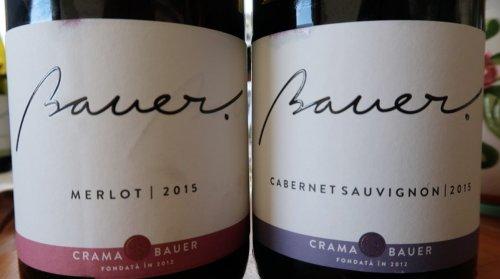 Crama Bauer Cabernet Sauvignon