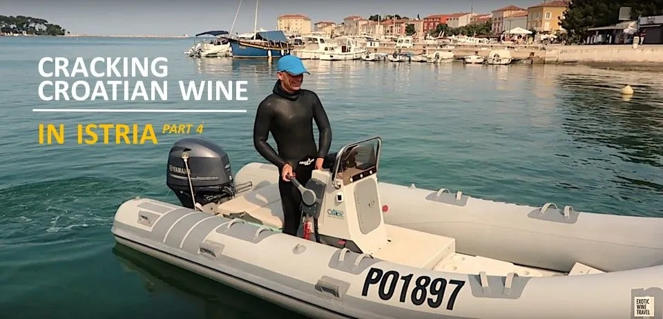adriatic sea istrian wine
