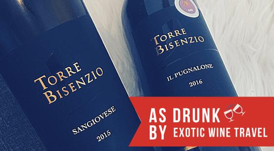 Torre bisenzio italian wine umbria