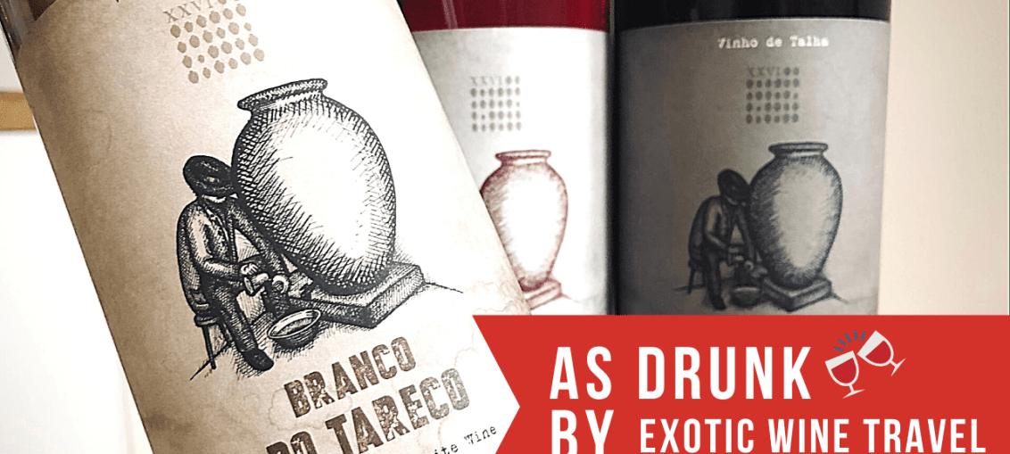 vinho de talha branco do tareco xxvi talhas