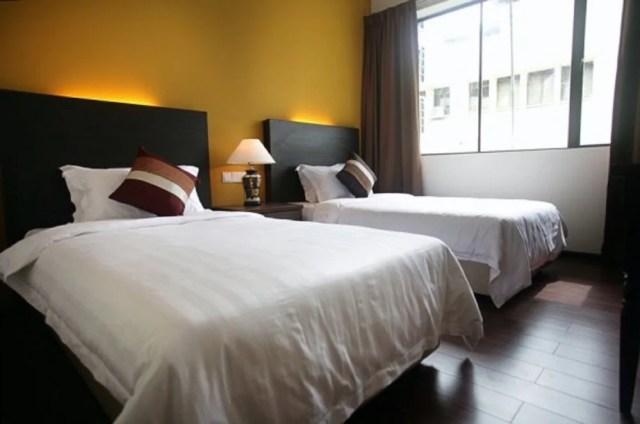 Hotel Eden54 Kota Kinabalu
