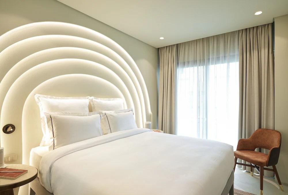Brown Beach Corinthia a member of Brown Hotels, Loutraki-Agioi Theodoroi, Executive Suite Sea View with balcony, Guest Room