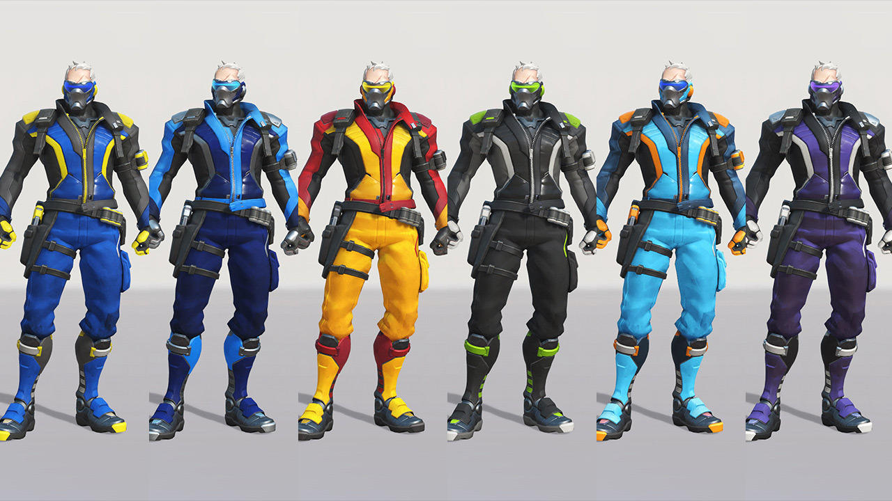 Heres Every Single Overwatch League Skin In One Page