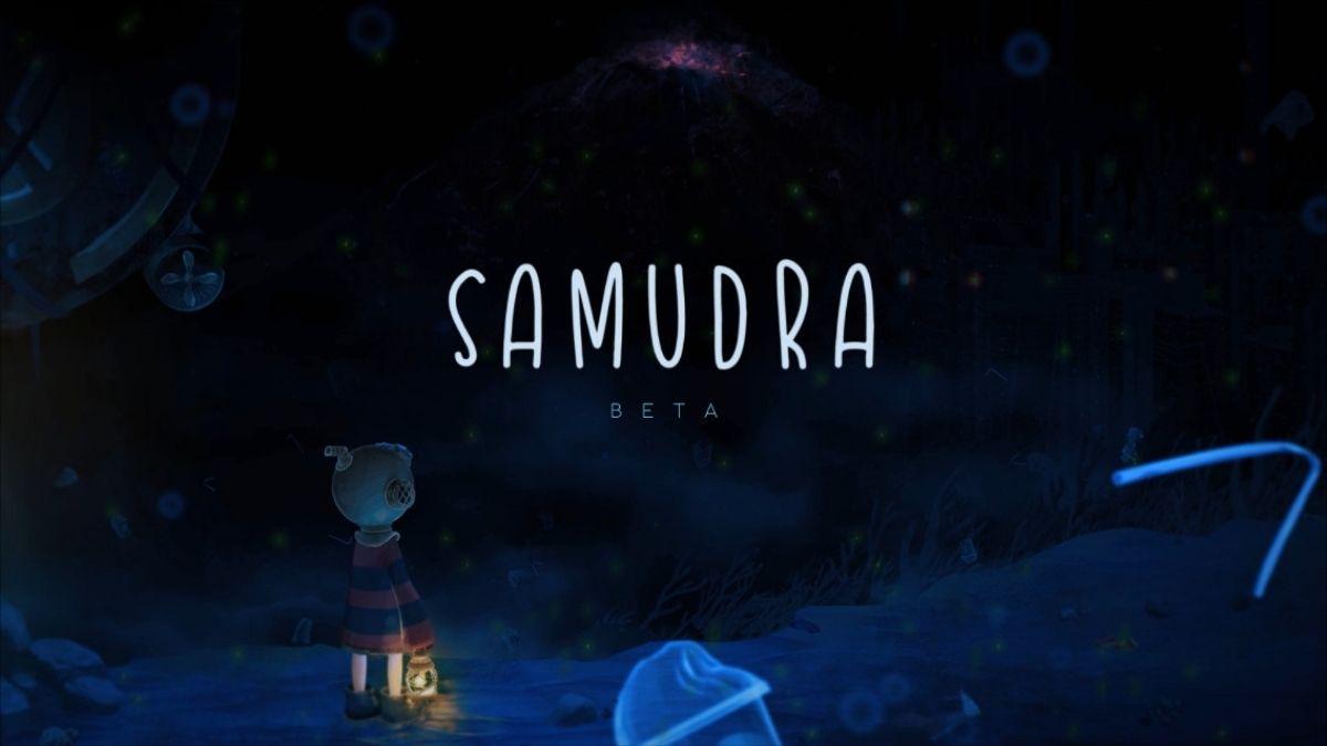 Samudra, karya studio game lokal yang mencuri perhatian tahun lalu.