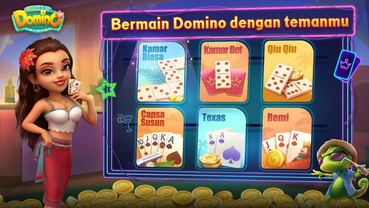 cara menang Qiu Qiu Higgs Domino