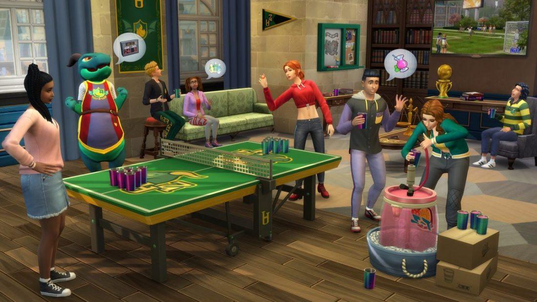Hal Aneh di The Sims 4