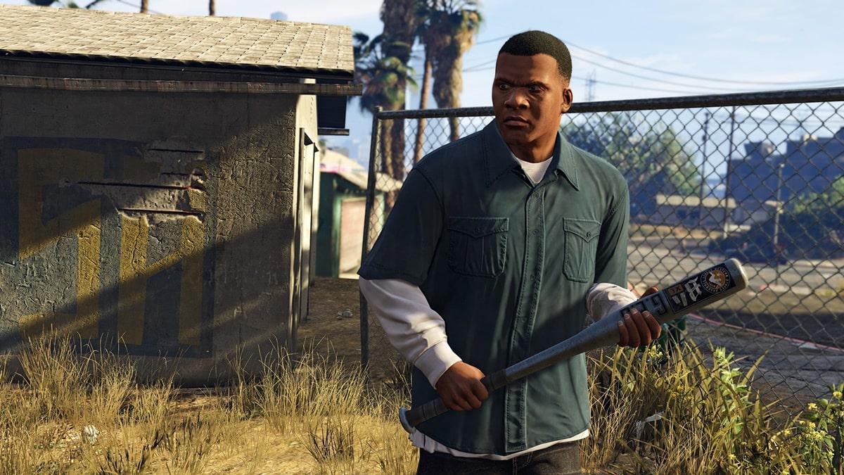 GTA V, game kekerasan