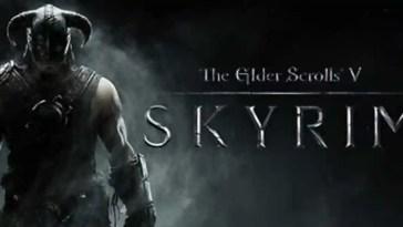 the elder scrolls v skyrim background