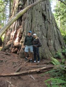 Pat Eddi and Redwood