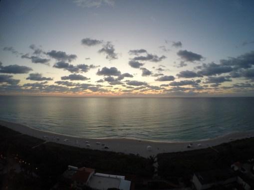 Miami Beach ocean view